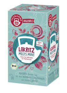 Teekanne Organics Sweet Mint Bio | GBZ - Die Getränke-Blitzzusteller