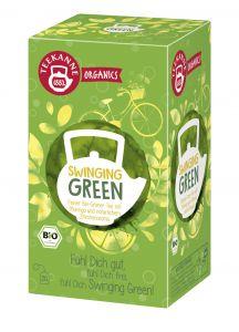 Teekanne Organics Swinging Green Bio | GBZ - Die Getränke-Blitzzusteller