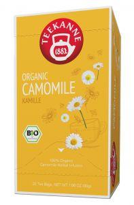 Teekanne Premium BIO Camomile | GBZ - Die Getränke-Blitzzusteller