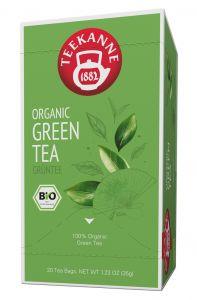Teekanne Premium BIO Green Tea | GBZ - Die Getränke-Blitzzusteller