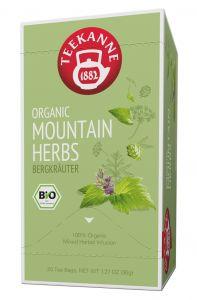 Teekanne Premium BIO Mountain Herbs | GBZ - Die Getränke-Blitzzusteller