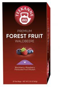 Teekanne Premium Waldbeeren | GBZ - Die Getränke-Blitzzusteller
