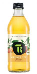Ti Grüner Tee & Mango Bio 4er Pack | GBZ - Die Getränke-Blitzzusteller