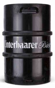 Unterbaarer Export Dunkel KEG | GBZ - Die Getränke-Blitzzusteller