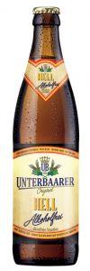 Unterbaarer Hell Alkoholfrei   GBZ - Die Getränke-Blitzzusteller