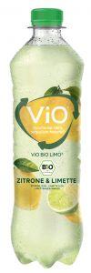 VIO BiO Limo Zitrone-Limette PET   GBZ - Die Getränke-Blitzzusteller