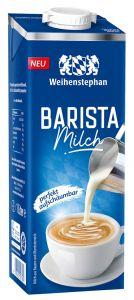 Weihenstephan Barista H-Milch 3,0% | GBZ - Die Getränke-Blitzzusteller
