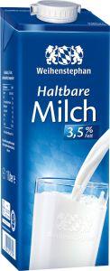 Weihenstephan H-Milch 3,5% | GBZ - Die Getränke-Blitzzusteller