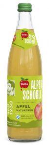 Wolfra Alpenschorle Apfel Naturtrüb   GBZ - Die Getränke-Blitzzusteller