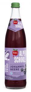 Wolfra Alpenschorle Johannisbeere | GBZ - Die Getränke-Blitzzusteller