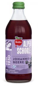 Wolfra Alpenschorle Johannisbeere Direkt | GBZ - Die Getränke-Blitzzusteller