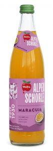 Wolfra Alpenschorle Maracuja | GBZ - Die Getränke-Blitzzusteller