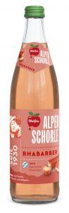 Wolfra Alpenschorle Rhabarber | GBZ - Die Getränke-Blitzzusteller