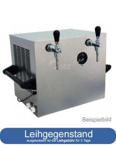 Zapf-Durchlaufkühler-Zweileitig | GBZ - Die Getränke-Blitzzusteller